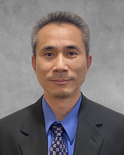 Headshot of James Lin, Director of IT at Acuity Eye Group