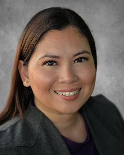 Headshot of Pia Rios