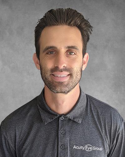 Headshot of Brett Harris
