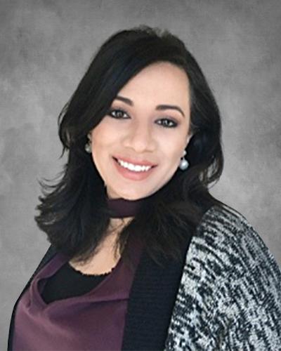 Headshot Christina Cruz